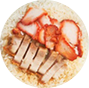 Mix Char Siew & Roasted Pork Rice